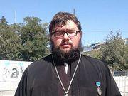 Сельского священника наградили за спасение инвалида из горящего дома