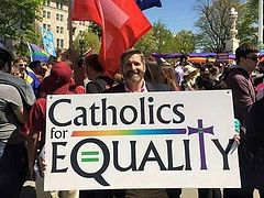 Catholic bishop openly supports same-sex marriage
