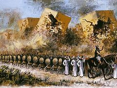 The Lord Punished Them and They Repented. A Reflection On the Book of Joshua