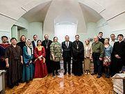 Впервые в Санкт-Петербургской Духовной Академии состоялась Международная конференция по византинистике