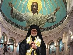 Abp. John moves Archdiocese of Russian Churches in Western Europe into Moscow Patriarchate