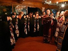 Five nuns tonsured at Căşiel Monastery in Romania (+ VIDEO)