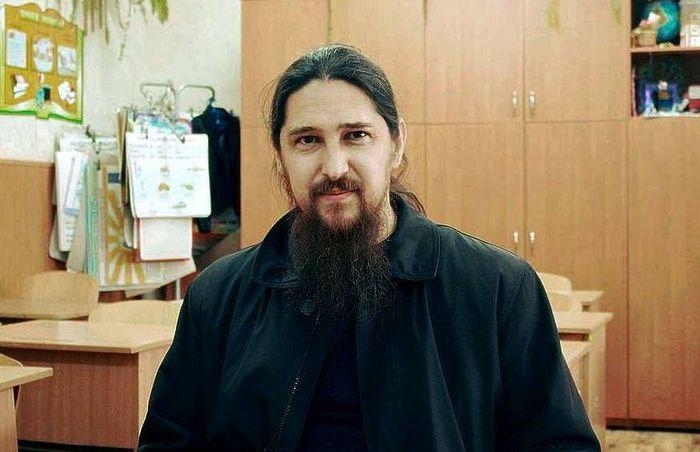 Священник Димитрий Шишкин
