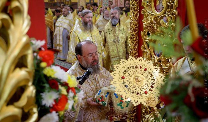Состоялись торжества по случаю 75-летия образования Луганской епархии