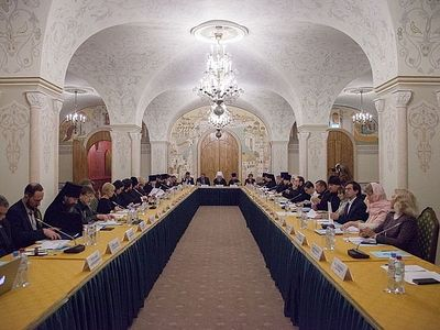 В Москве прошло второе заседание Оргкомитета XXVIII Международных Рождественских образовательных чтений