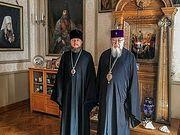 Украинская Православная Церковь выразила благодарность за поддержку Предстоятелю Польской Церкви