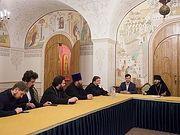 В Храме Христа Спасителя прошло совещание по подготовке приходских специалистов
