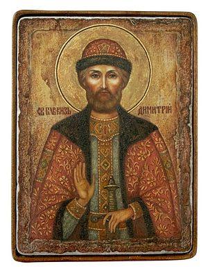 В Москве пройдут памятные мероприятия, посвященные 630-летию со дня кончины благоверного князя Димитрия Донского