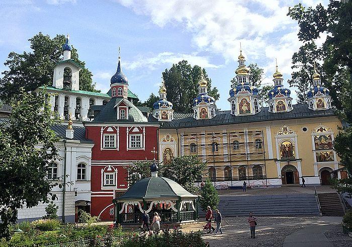 Псково-печерски манастир. Фото: Јелена Чинкова