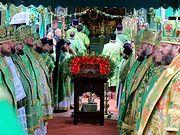 В Брестской епархии прошли торжества по случаю дня памяти преподобномученика Афанасия Брестского