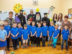 First Orthodox school in Bulgaria opens for elementary students