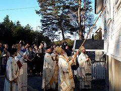 First Romanian Orthodox church in Norway consecrated