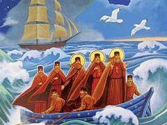 225th anniversary of Orthodox missionaries to Alaska celebrated with Divine Liturgy, gubernatorial proclamation