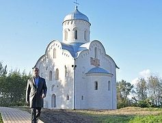 13th-century Novgorod church reopens after large-scale restoration