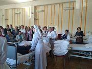 При поддержке Церкви в Калининграде прошел семинар по уходу за тяжелобольными людьми