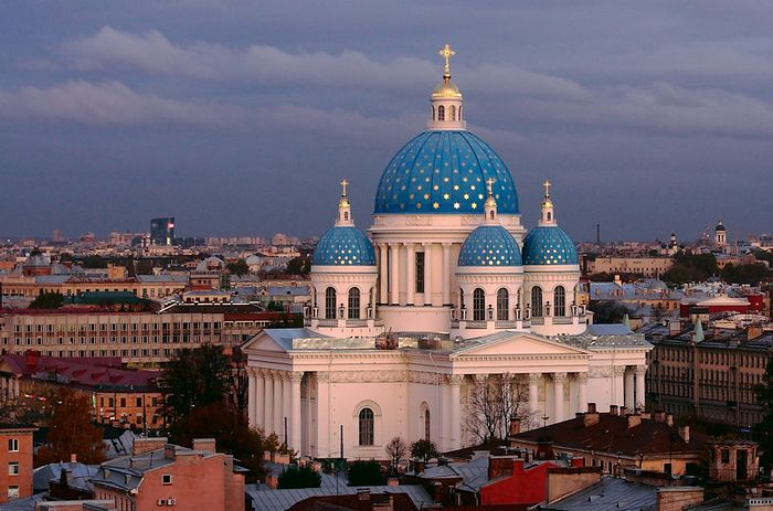 Троицкий собор Санкт-Петербурга