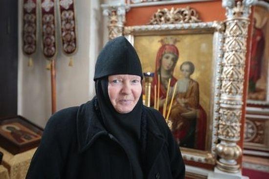 Игумения Крестовоздвиженского монастыря г. Севска Афанасия (Личаева)