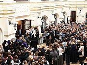 Святейший Патриарх Кирилл посетил Поволжский православный институт в Тольятти