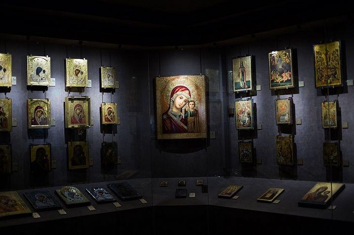 В столице Татарстана открыт музей Казанской иконы Божией Матери