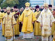 В Минске состоялись торжества по случаю 30-летия образования Белорусского экзархата