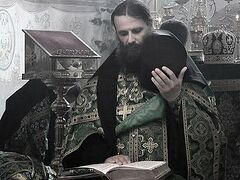 2016 murder of Russian abbot solved