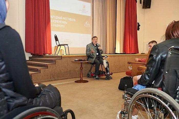 В общественно-церковном проекте «Квартал Луи» завершился годовой курс стажировок для людей с инвалидностью