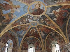 12th-century Kiev church with unique frescoes opens after restoration