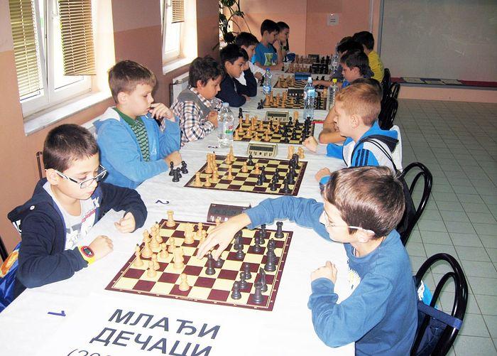 В Сербии прошел детский шахматный турнир в честь Николая II