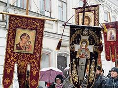 Orthodox faithful of Ekaterinburg call for name of bishop-killing communist to be removed from city street