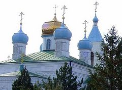 Arsonists attack Ukrainian monastery on feast of Nativity of Mother of God, help needed