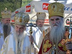 Serbian hierarchs: All autocephalous Churches are equal, regardless of ethnicity