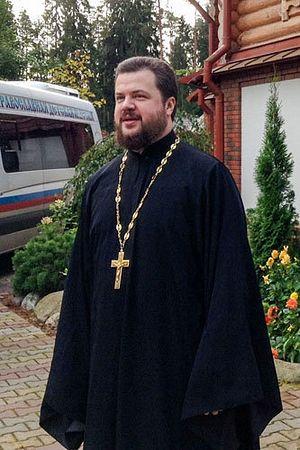 Отец Феодосий. Фото: Елена Яковлева / РГ