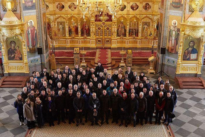 Участники международного Арктического совета посетили Валаам