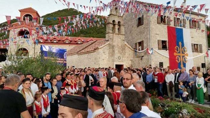 Патријарх Иринеј стигао у Црну Гору. Фото: Велиша Кадић