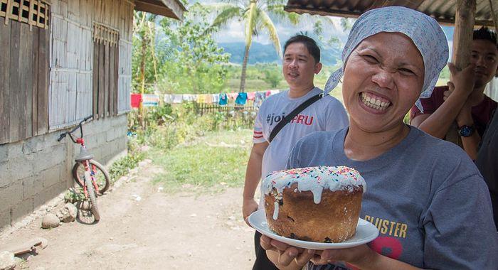 Православная Пасха на филиппинском острове Минданао, 2018 год. Фото: пресс-служба Синодального отдела по взаимоотношениям Церкви с обществом и СМИ