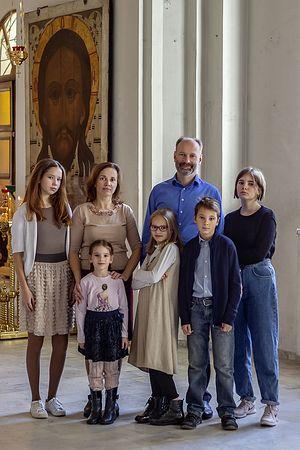 Семья Покровских