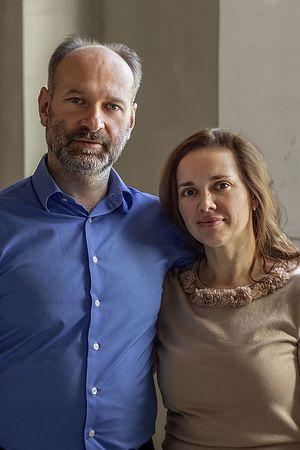 Алексей и Наталья Покровские