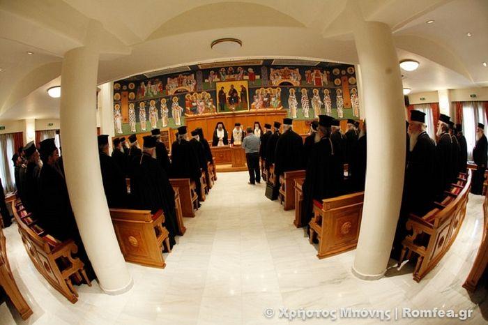 Элладская Православная Церковь не будет рассматривать «украинский вопрос» на своем Соборе