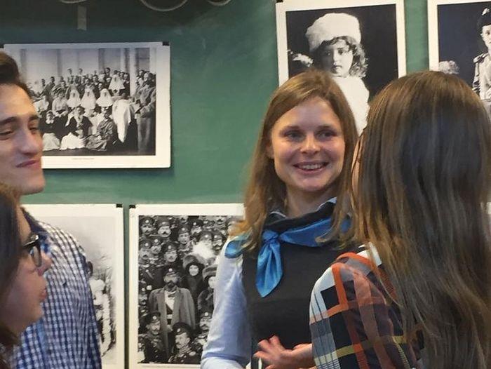 Выставка о Царской семье прошла в аргентинском Национальном университете Росарио