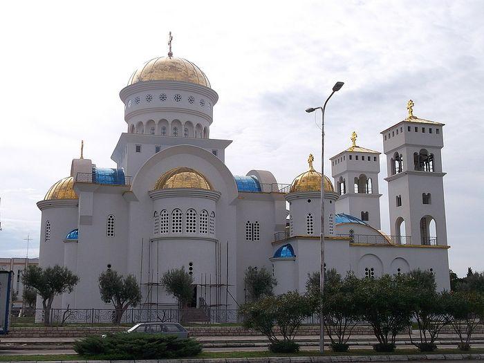 The Church of St. Jovan Vladimir in Bar, Montenegro. Photo: Wikipedia