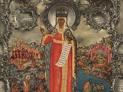 Выставка «Иконописные сокровища Российской империи» <br>откроется в Музее русской иконы