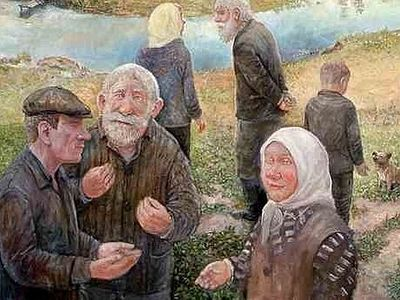 Александр Богатырев. Всякое дыхание да хвалит Господа / Православие.Ru