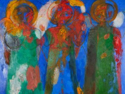 В Германии пройдёт выставка «Открытая книга. Религиозные сюжеты в современном русском искусстве»