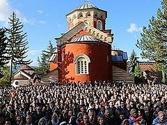 Serbian Church holds main celebration for 800th anniversary of autocephaly (+ VIDEO)