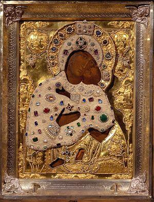 Псково-Печерский образ Божией Матери «Умиление»