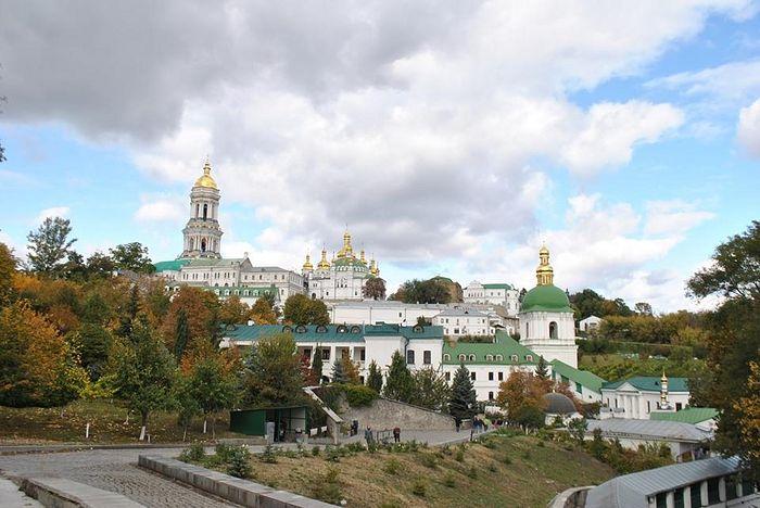 Киево-Печерская лавра сегодня