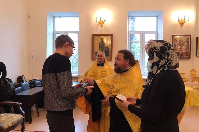 День теолога прошел в Псковском государственном университете