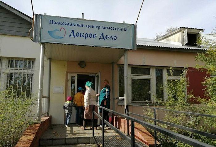 Более миллиона нуждающихся получат новую одежду в церковных центрах гуманитарной помощи