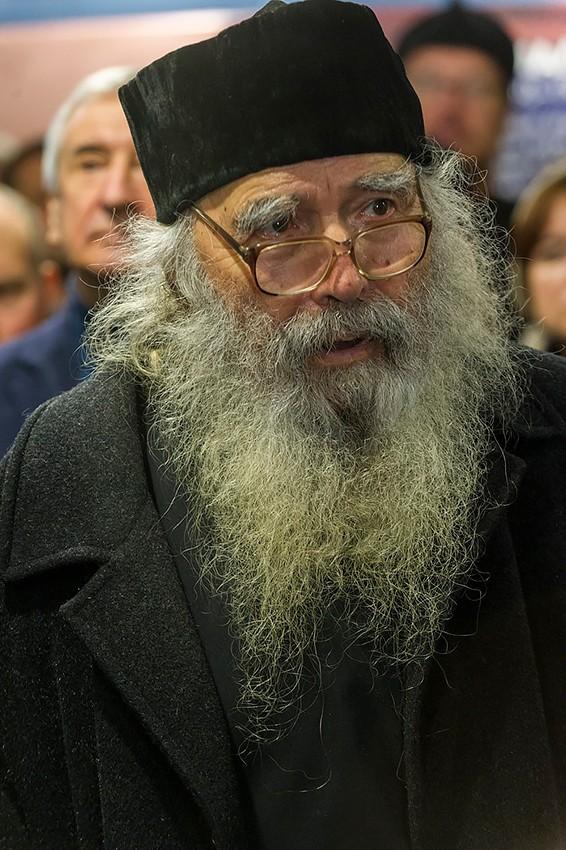 Архимандрит Варнава (Баскаков)