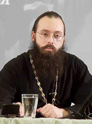 Священник Валерий Духанин